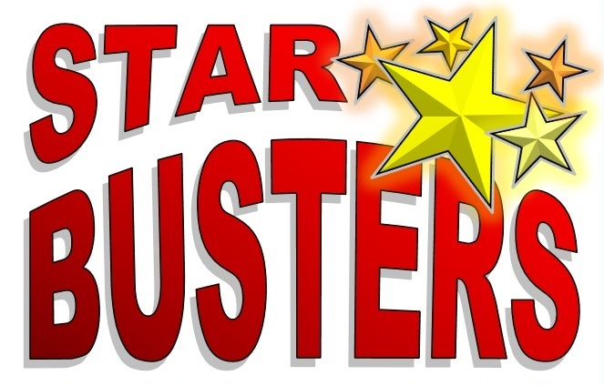 Logo Star Busters v3 - Top